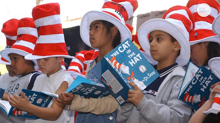 """""""Read Across America Day"""" will no longer focus on Dr. Seuss and his birthday, but instead shift focus to diverse children's books."""