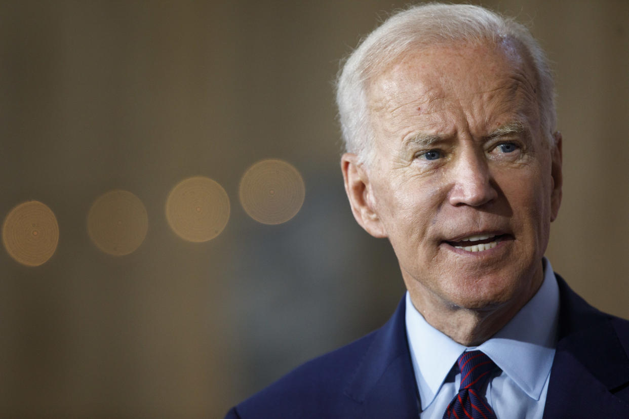 Joe Biden (Photo: Tom Brenner/Getty Images)