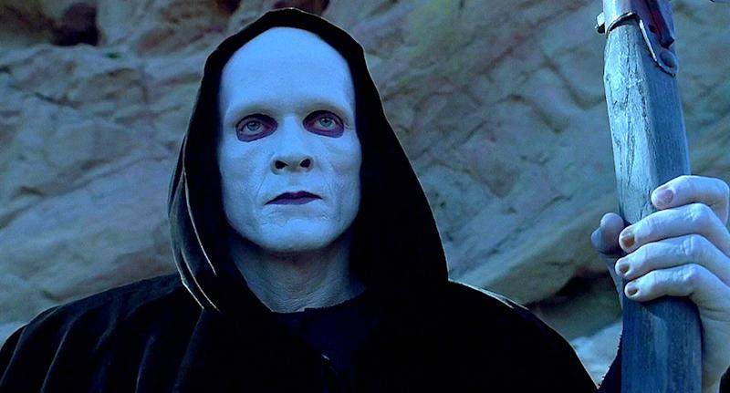 William Sadler as the Grim Reaper (Credit: Orion Pictures)