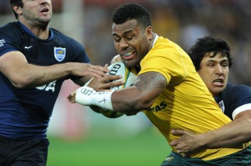 Rugby Championship: Australia beat Argentina, seal All Blacks' title