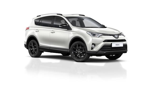<p><strong>Toyota RAV4</strong><br><strong>Price as tested:</strong> $29,014-$29,753<br><strong>Highlights:</strong> Quieter cabin and smoother ride than previous models, great mpg on hybrid model, roomy rear seat, standard safety features.<br><strong>Lowlights:</strong> Need to get higher-end model to get adjustable lumbar support and comfortable faux-leather seats.<br>(PA Motoring) </p>