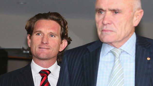 Hird and Little. Image: Getty