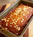 """<p>Stock up on your favorite pumpkin puree, and then make a batch of this oatmeal pumpkin spice bread. The oats increase fiber and also add a chewy texture to the bread, resulting in a much denser loaf.</p> <p><b>Get the recipe</b>: <a href=""""https://www.popsugar.com/fitness/Oatmeal-Pumpkin-Spice-Bread-Recipe-22071355"""" class=""""link rapid-noclick-resp"""" rel=""""nofollow noopener"""" target=""""_blank"""" data-ylk=""""slk:oatmeal pumpkin spice bread"""">oatmeal pumpkin spice bread</a></p>"""