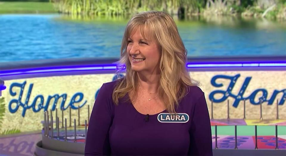Laura Trammell, Wheel of Fortune, April 2021