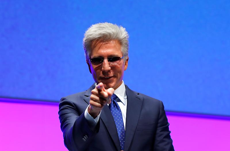 SAP-Boss Bill McDermott (Bild: REUTERS/Ralph Orlowski)