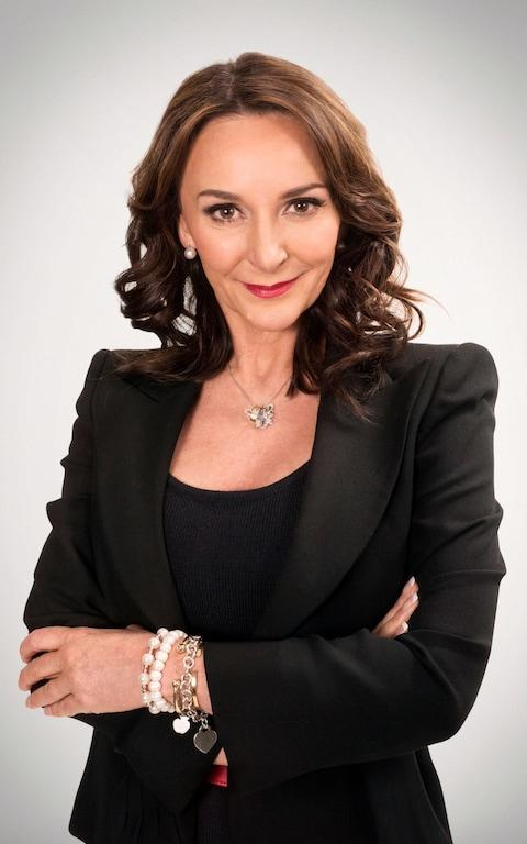 Shirley Ballas, who has stepped in to replace Len Goodman as head judge - Credit: Steve Schofield/BBC