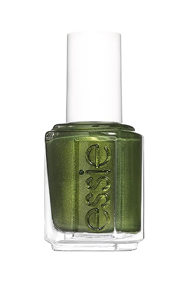 """<p><strong>essie Nail Polish in Sweater Weather</strong></p><p>essie.com</p><p><strong>$9.00</strong></p><p><a href=""""https://www.essie.com/nail-polish/enamel/greens/sweater-weather"""" rel=""""nofollow noopener"""" target=""""_blank"""" data-ylk=""""slk:SHOP IT"""" class=""""link rapid-noclick-resp"""">SHOP IT</a></p><p>This """"Sweater Weather"""" shade is practically calling your favorite turtleneck's name. </p>"""