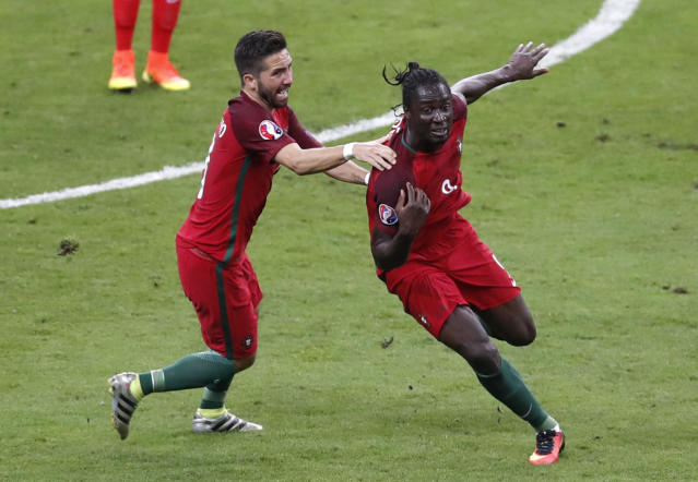 Eder of Portugal (AP Photo)