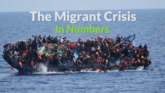 The Migrant Crisis: In Numbers