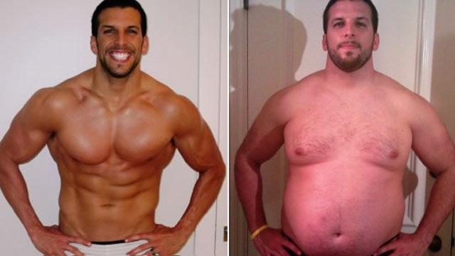 Personal Trainer Packs on Pounds to Experience Overweight Life