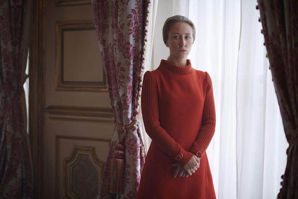<p>Season three sees the introduction of The Queen's only daughter, Princess Anne, played by Erin Doherty. As well as looking after Princess Alice in season three, she also has an affair with Andrew Parker Bowles. </p>