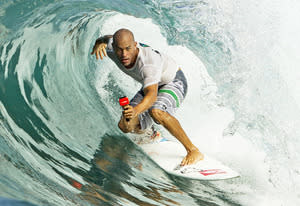 Kelly Slater | Photo Credits: Jason Childs/Getty Images