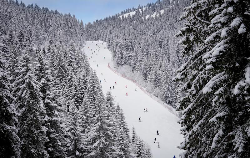Kopaonik is Serbia's largest ski resort