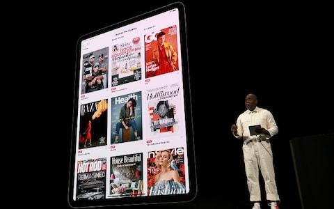 Apple News + - Credit: Apple