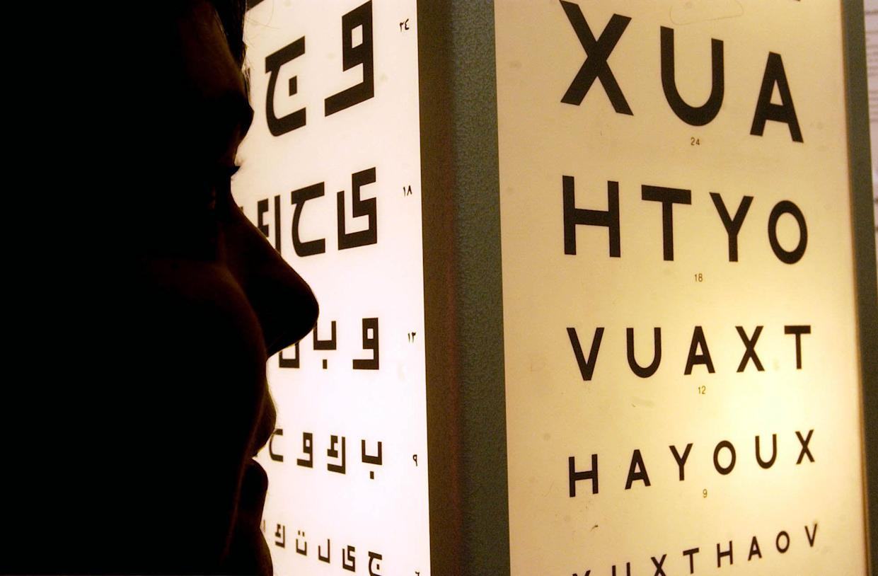 Motorists are urged to check their vision is still up to the required standards (PA Images)