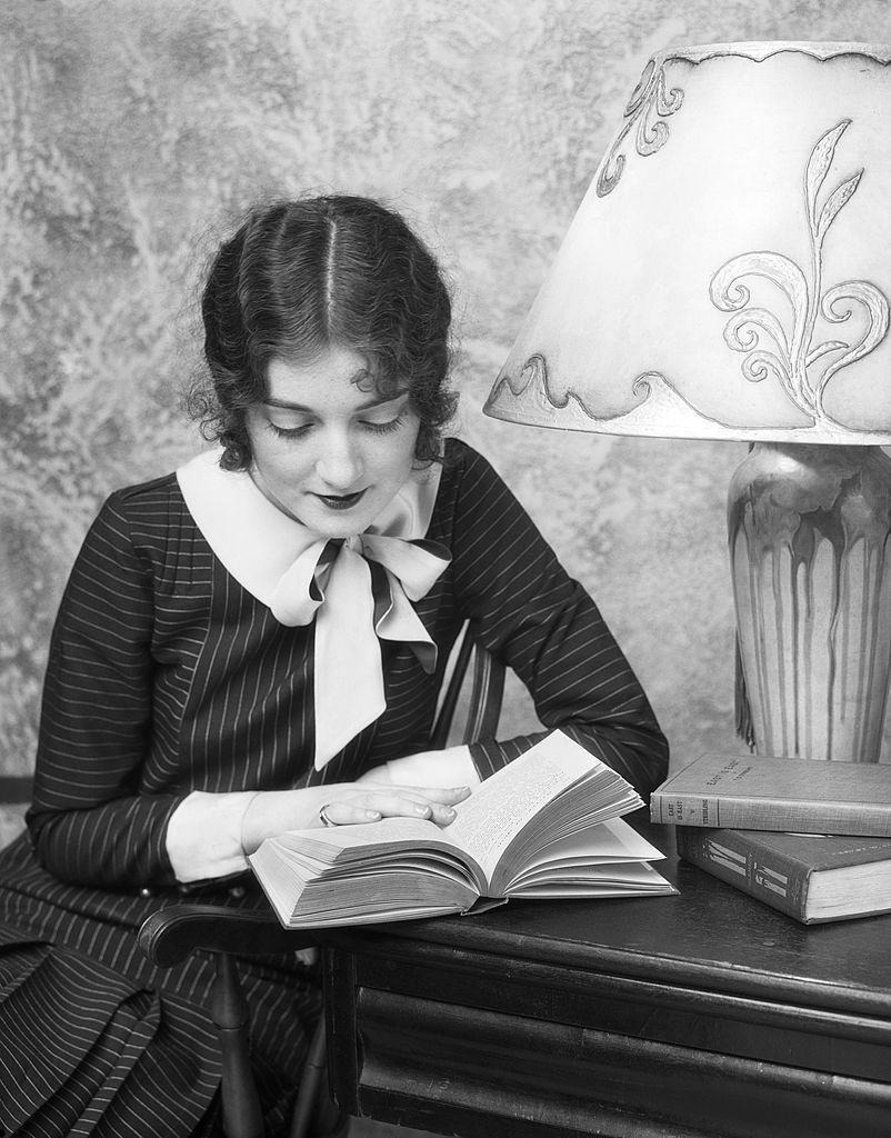 """<p>Instead of being """"bookish,"""" anyone who took an interest in reading was """"booksy.""""</p>"""