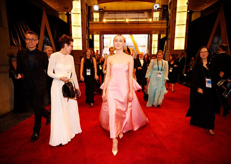 11 Times Saoirse Ronan Proved She's a Red Carpet Ace