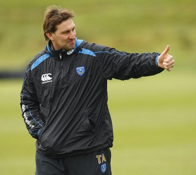 Soccer – Portsmouth Training Session – Eastleigh Training Ground