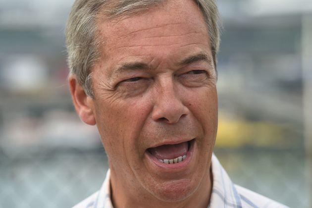 Nigel Farage has been credited with leading the Brexit campaign years before it fell into the mainline (Photo: Kirsty O'Connor - PA Images via Getty Images)