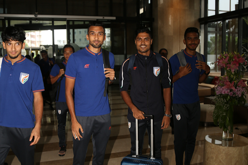 India football team - Kolkata