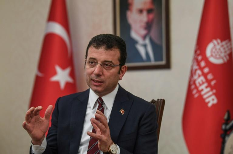 Istanbul Mayor Ekrem Imamoglu has urged a lockdown on Turkey's biggest city, which is emerging as the country's epicentre of coronavirus cases