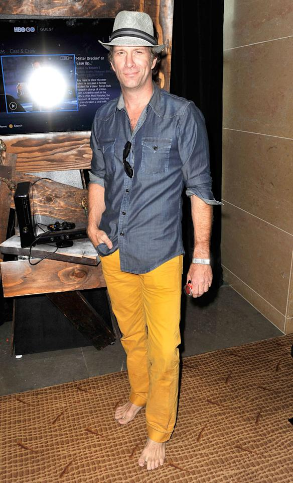 Thomas Jane at WIRED Cafe during Comic-Con International on July 12, 2012 in San Diego, California.