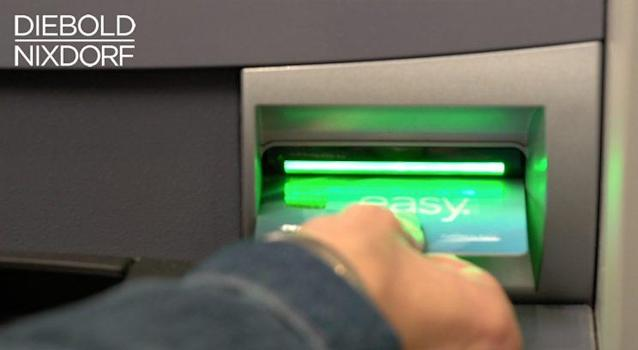 The ActivEdge card reader prevents skimming.