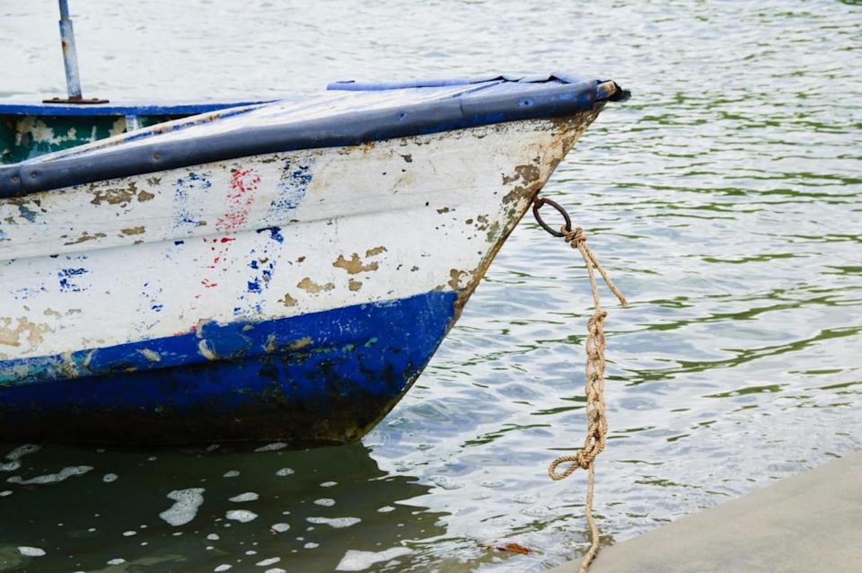 """Paint particles are an """"abundant"""" microplastic in the oceans, study finds"""
