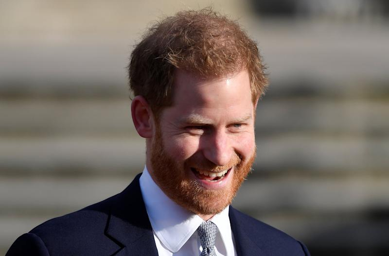 Prince Harry will return to the UK to host a Travelyst conference: REUTERS