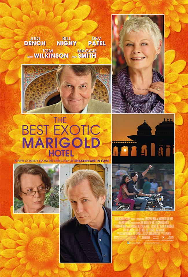 Fox Searchlight's The Best Exotic Marigold Hotel - 2012