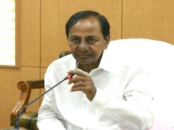 Telangana Chief Minister K Chandrashekhar Rao (File photo)
