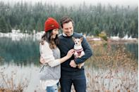 """<p>Your backdrop will affect a lot of other decisions you have to make. """"Do you want a studio session with lots of props, a session outside with fall colors, or a session with snow?"""" asks Agnieszka Wojtowicz of <a href=""""https://www.wojoimage.com/"""" rel=""""nofollow noopener"""" target=""""_blank"""" data-ylk=""""slk:WojoImage Photography"""" class=""""link rapid-noclick-resp"""">WojoImage Photography</a>. """"Once you decide on the location and overall look and feel of your shoot, it'll be much easier to dress and prepare for it.""""</p><p><strong>RELATED: </strong><a href=""""https://www.goodhousekeeping.com/holidays/christmas-ideas/a23707988/what-to-write-in-a-christmas-card/"""" rel=""""nofollow noopener"""" target=""""_blank"""" data-ylk=""""slk:Here's What to Write in All Your Christmas Cards This Year"""" class=""""link rapid-noclick-resp"""">Here's What to Write in All Your Christmas Cards This Year</a></p>"""
