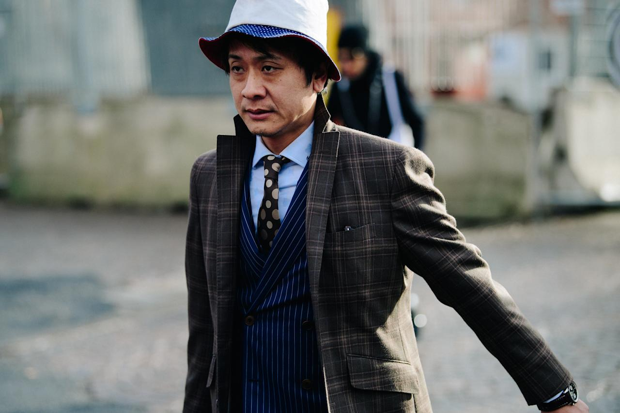 The Most Stylish Men in the World Take Italy by Storm for ...