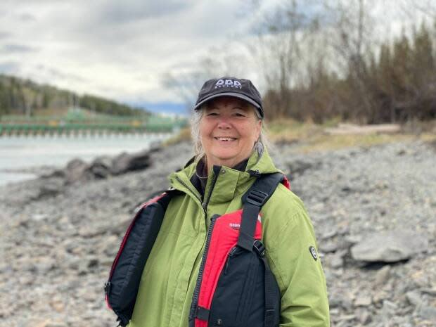 'We're doing something that propels us forward,' said Ava Christl, who helped found Paddlers Abreast in 2001 after her own diagnosis and treatment for breast cancer.