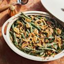 <p>If green bean casserole is a must-have in your family at Thanksgiving but you're, well, ready for a change, give this cheesy version a whirl.</p>