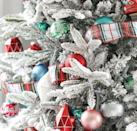 """<p>When it comes to holiday decor, the <a href=""""https://www.thepioneerwoman.com/holidays-celebrations/g32021451/types-of-christmas-trees/"""" rel=""""nofollow noopener"""" target=""""_blank"""" data-ylk=""""slk:Christmas tree"""" class=""""link rapid-noclick-resp"""">Christmas tree</a> is undeniably the star of the show. While a classic green Christmas tree will never go out of style, an artificial all-white tree can be just as merry, bright, and magical. The best white Christmas tree decorations are anything but tacky—in fact, when done right, they feel ultra-modern and downright chic. And because they're a neutral shade, they have a way of making other colorful accents really pop. </p><p>There are plenty of options out there to choose from, too. On this list, you'll find white Christmas trees that are tall, small, and in between. You'll also find tinsel-topped trees, pre-lit trees, and even an upside-down tree! For those of you who still have your doubts about a pure white tree, you can dip your toe in the trend with a beautiful snow-flocked green option. </p><p>With a whimsical white tree as your focal point, the rest of your <a href=""""https://www.thepioneerwoman.com/home-lifestyle/crafts-diy/g33549660/christmas-decoration-ideas/"""" rel=""""nofollow noopener"""" target=""""_blank"""" data-ylk=""""slk:Christmas decorations"""" class=""""link rapid-noclick-resp"""">Christmas decorations</a> will easily fall into place. Craft a few <a href=""""https://www.thepioneerwoman.com/home-lifestyle/crafts-diy/g33865885/diy-christmas-ornaments/"""" rel=""""nofollow noopener"""" target=""""_blank"""" data-ylk=""""slk:DIY ornaments"""" class=""""link rapid-noclick-resp"""">DIY ornaments</a> and you'll have a real showstopper on your hands. Don't forget to pick up a <a href=""""https://www.thepioneerwoman.com/home-lifestyle/decorating-ideas/g34521353/christmas-tree-toppers/"""" rel=""""nofollow noopener"""" target=""""_blank"""" data-ylk=""""slk:Christmas tree topper"""" class=""""link rapid-noclick-resp"""">Christmas tree topper</a>! </p><p>So, what are you waiting for? Make all of your wh"""