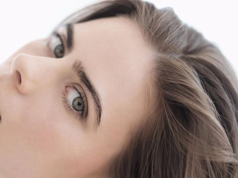 Good eyebrows can make your whole face look better. Source: Getty
