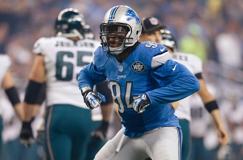 Ziggy Ansah will help fill the void in Seattle left by the departed Frank Clark. (AP)