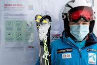 Austrian ski resorts adopted many measures to ensure the health of skiers, but a surge in coronavirus infections has forced the government to shut the slopes