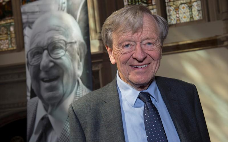 Lord Dubs, the Labour peer - Credit: Julian Simmonds