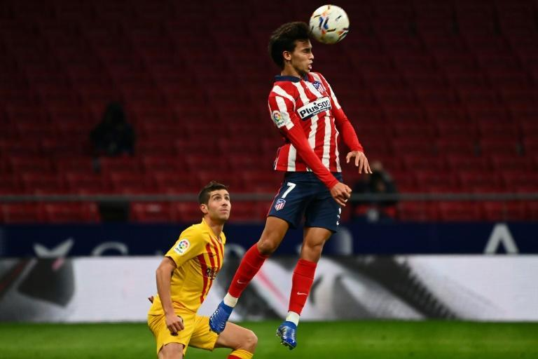 Joao Felix has been in sensational form for Atletico Madrid this season