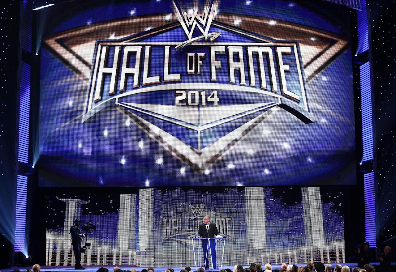 ultimate warrior hall of fame - photo #17