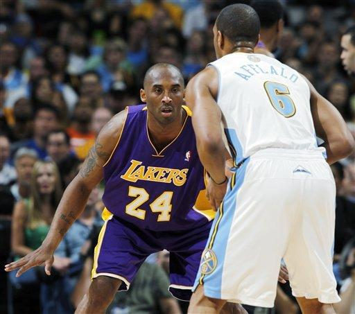 Nuggets' big men come up big, beat Lakers 99-84