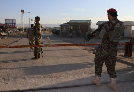 Army Members Killed In Khost Mosque Explosion