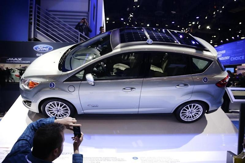 Your Next Car Might Be Powered By Hydrogen, Or The Sun