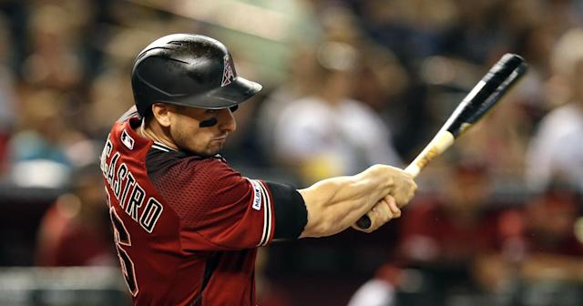 Locastro wins it, D-backs end six-game losing streak