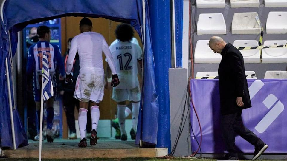 Alcoyano v Real Madrid - Copa del Rey | Quality Sport Images/Getty Images