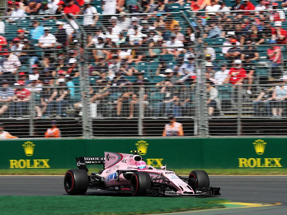 The wider cars are much harder to drive, which Webber believes is great for the sport (Rolex)