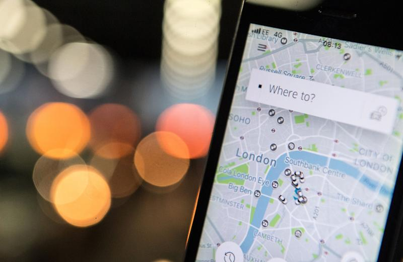 Uber Has Just Days Left in London Unless New License Is Granted