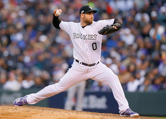 Adam Ottavino has come a long way since being drafted in 2006 and 2018 might've been his best season yet. (Getty Images)